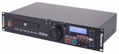 dj проигрыватель для компьютера Reloop RMP-2860s 2-х дековый DJ проигрыватель CD-MP3