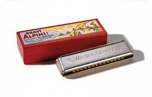 HOHNER M129801 Bravi Alpini C-major