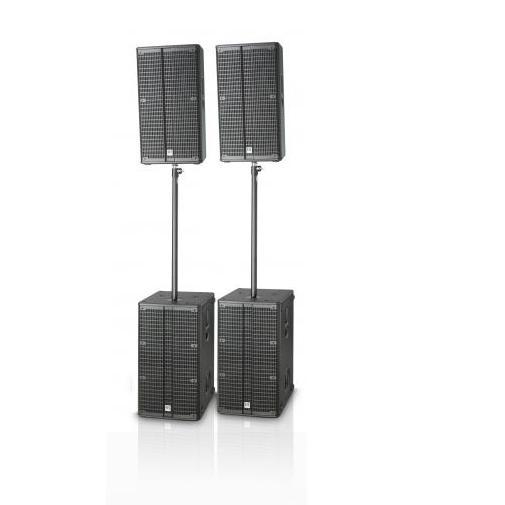 Комплект акустических систем HK AUDIO L5 Club Pack контроллер акустических систем dbx driverack pa 2