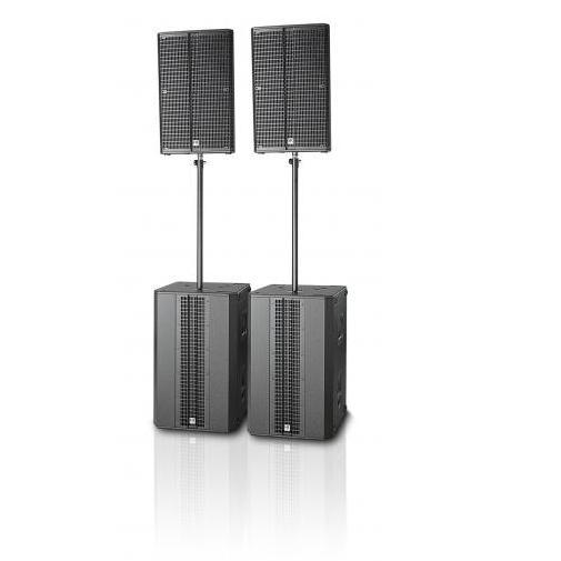Комплект акустических систем HK AUDIO L5 Power Pack контроллер акустических систем dbx driverack pa 2