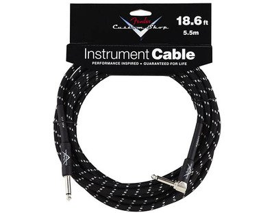 Fender Custom Shop Angle Cable BT 5,5m