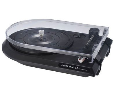 ION Audio Quickplay LP