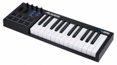 MIDI-клавиатура 25 клавиш Alesis V25 midi клавиатура 49 клавиш alesis q49