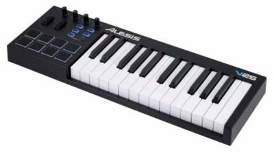 MIDI-клавиатура 25 клавиш Alesis V25 alesis v mini