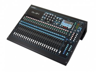Allen & Heath QU-24C