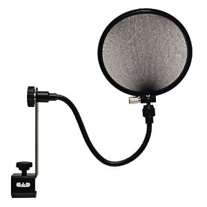 Omnitronic Microphone Pop Filter