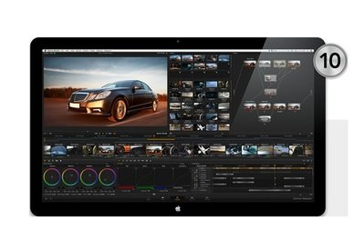 Blackmagic Design DaVinci Resolve 10