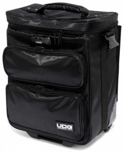 UDG Ultimate Digi Trolley To Go Black