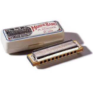 HOHNER Marine Band Classic E-Major