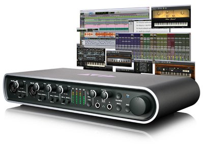 Avid Mbox Pro w/Pro Tools Software