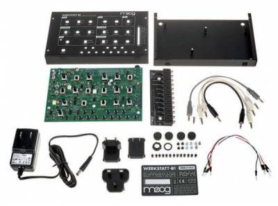 Синтезатор Moog Werkstatt-Ø1 женские часы moog у10ч200176 estу10ч200176