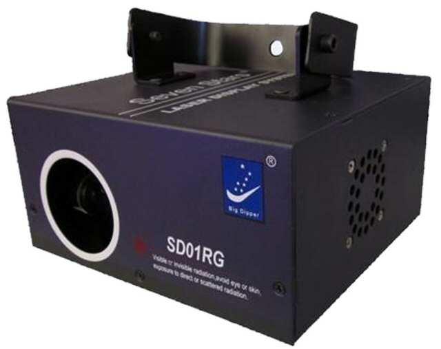 Лазер BIG DIPPER SD01RG big dipper f088rgb