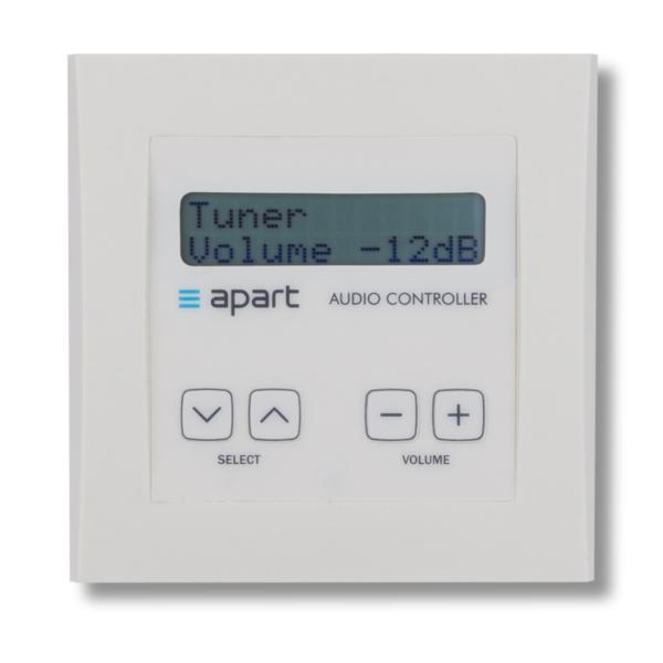 Инсталляционный аксессуар APart DIWAC контроллер аудиопроцессор apart матричный коммутатор audiocontrol12 8