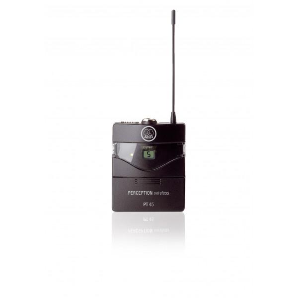 Компонент индивидуальной комплектации AKG PT45 приёмник и передатчик для радиосистемы akg dsr700 v2 bd1