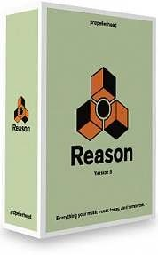 Propellerhead Reason 8.3 [e-License]