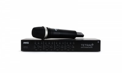 AKG DMS TETRAD Vocal Set P5