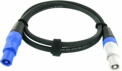 Cordial Powercon Patch Cable 1,5