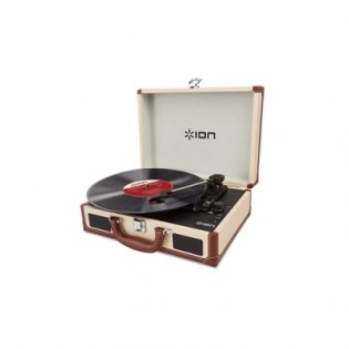 ION Audio Vinyl Motion Delux Cream