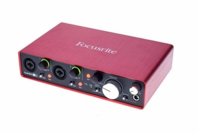 Focusrite Scarlett 2i4 2nd Gen