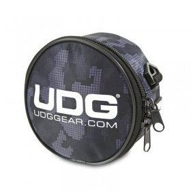 UDG Headphone Bag Digital Camo Grey