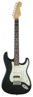 Fender AM Elite Strat HSS RW MYBLK