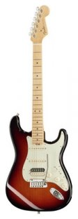 Fender AM Elite Strat HSS MN 3TSB