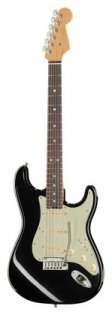Fender AM Elite Strat RW MYBLK