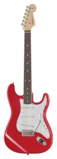 Fender 1961 Strat Hot Rod Red NOS