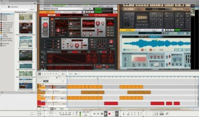 Propellerhead Reason 9 E-License