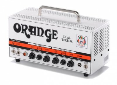 Orange Amplifiers Dual Terror Head