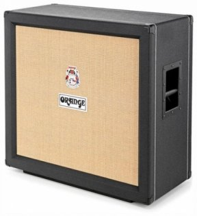Orange Amplifiers PPC412 BK