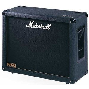 MARSHALL 1922-E 150W 2X12 EXT CABINET