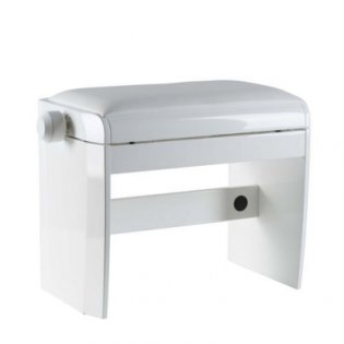 Dexibell Bench White Polished