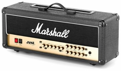 MARSHALL JVM 210H 100 WATT ALL VALVE 2 CHANNEL HEAD