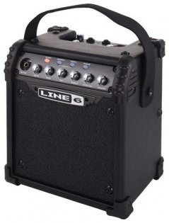 LINE 6 MICRO SPIDER 1X6.5 6W MODELLING GUITAR COMBO