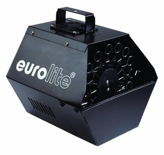 EUROLITE BUBBLE MACHINE black