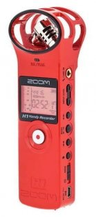 Zoom H1 Red Limited Edition