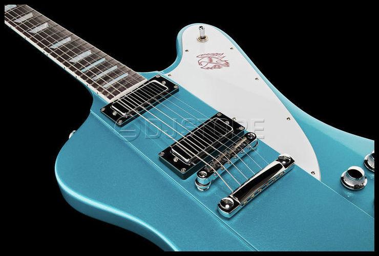Электрогитара иных форм Gibson Firebird HP 2017 PB купить в