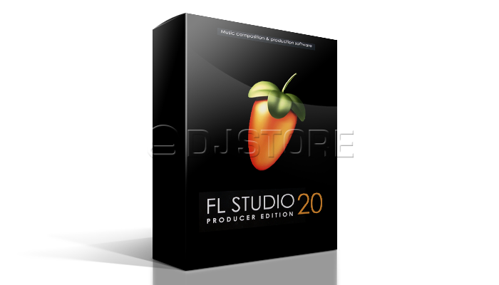Софт для студии Image-Line FL Studio 20 Fruity Edition