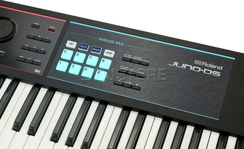 MIDI-клавиатура 76 клавиш Roland JUNO-DS 76
