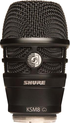 Микрофонный капсюль Shure RPW174 KSM8 B микрофон для конференций akg микрофонный капсюль ck41