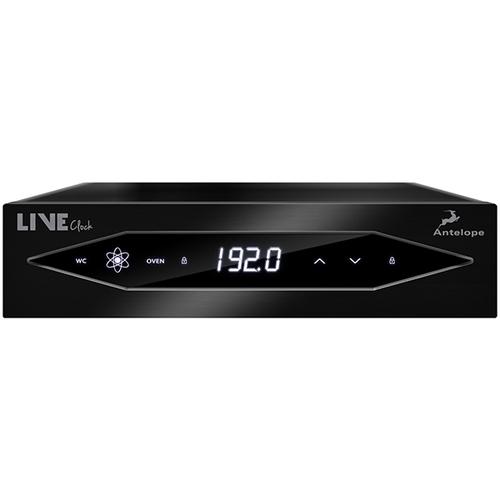 Генератор синхросигнала Antelope Audio LiveClock генератор redbo рт2500 00 00000044