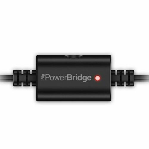 Зарядная система IK Multimedia iRig PowerBridge (Lightning Version) ik multimedia irig powerbridge