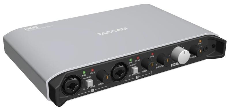 Звуковая карта внешняя Tascam iXR звуковая карта внешняя motu 16a