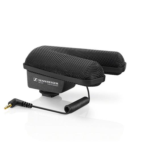 Микрофон для видеокамеры Sennheiser MKE 440 микрофон для радио и видеосъёмок sennheiser mke 440