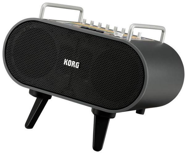 Комбо для гитары Korg Stageman 80 концертный усилитель звука 100 вт