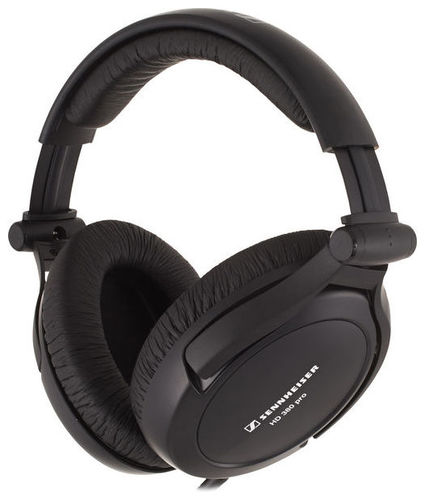 Наушники закрытого типа Sennheiser HD-380 Pro цена и фото