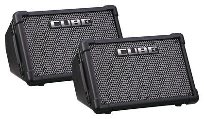 Усилитель для акустической гитар Roland Cube Street EX PA Pack гитарный комбоусилитель roland cube st red