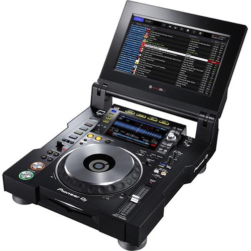 CD проигрыватель Pioneer CDJ-Tour1 dj cd проигрыватель pioneer cdj 850