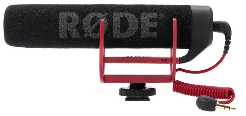 Микрофон для видеокамеры RODE Videomic Go